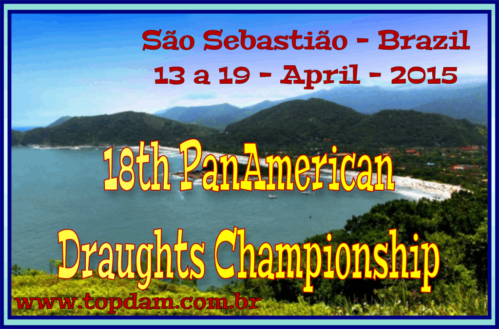 18th-Panamerican-Draughts-Championship