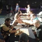 Partie décisive entre Souleymane et Vladimir
