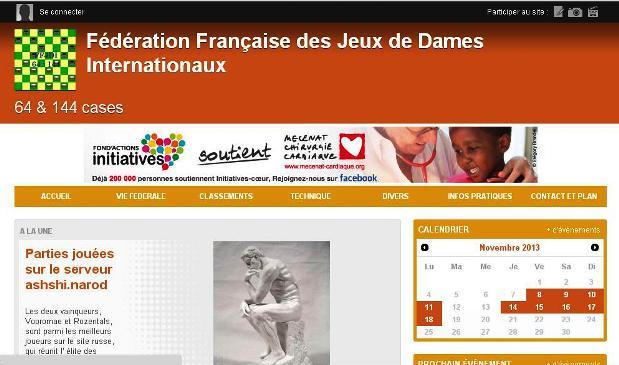 Site web de la FFJDI