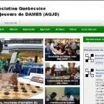 Nouveau site web AQJD