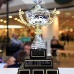 Trophée - Champion du Canada (photo: Hélène Linéard)
